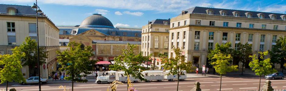 A Versailles ne laissez plus de voiture hors d'usage à l'abandon, Direct-Epave les enlève et les détruit gratuitement !