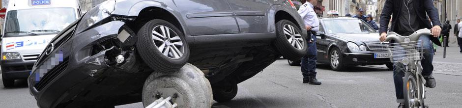 Vous venez d'avoir un accident, Direct-Epave vient là ou vous êtes pour embarquer votre voiture hors d'usage !