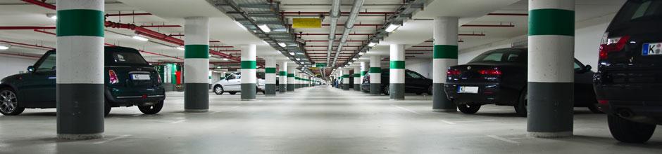 Direct-Epave enlève votre épave gratuitement, même si elle est dans un parking sous-terrain !